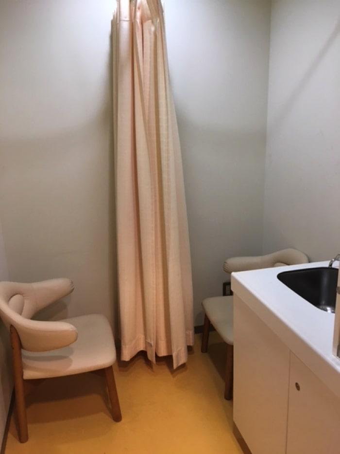 札幌ファクトリー内授乳室